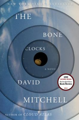 Cover image for The bone clocks : a novel