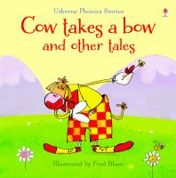 Cover image for Cow takes a bow and other tales