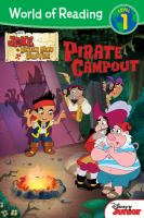 Cover image for Pirate campout