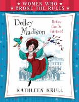 Cover image for Dolley Madison