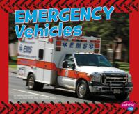 Cover image for Emergency vehicles