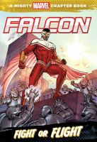Cover image for Fight or flight starring Falcon