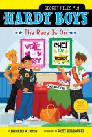 Cover image for The race is on