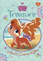 Cover image for Treasure : Ariel's curious kitten