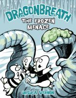 Cover image for The frozen menace