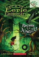 Cover image for Recess is a jungle!