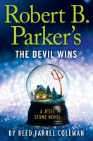 Cover image for Robert B. Parker's The Devil wins [large type] : a Jesse Stone novel