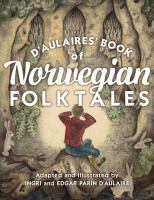 Cover image for D'Aulaires' book of Norwegian folktales