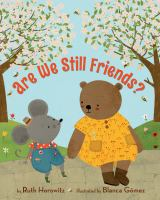 Cover image for Are we still friends?