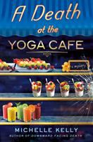 Cover image for A death at the yoga café