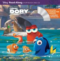 Cover image for Finding Dory : read-along storybook and CD