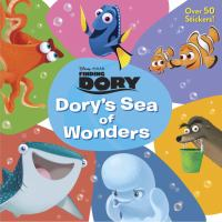 Cover image for Dory's sea of wonders