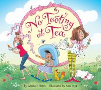 Cover image for No tooting at tea