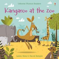 Cover image for Kangaroo at the zoo