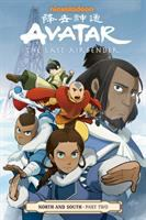 Cover image for Avatar, the last airbender. North and south. Part two