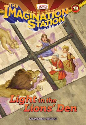 Cover image for Light in the lions' den