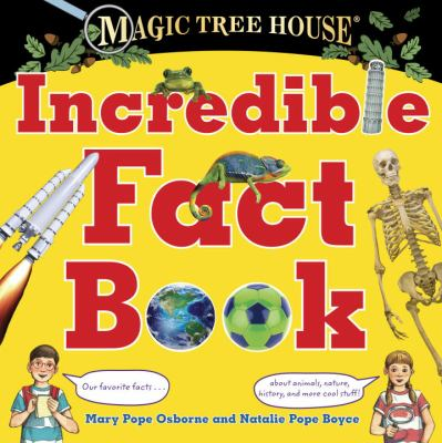 Cover image for Magic tree house incredible fact book