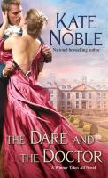 Cover image for The dare and the doctor