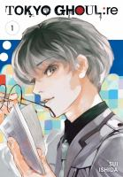 Cover image for Tokyo ghoul: re. 1