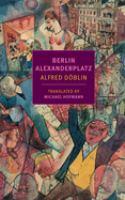 Cover image for Berlin Alexanderplatz