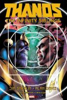 Cover image for Thanos : the infinity siblings