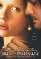 Cover image for Girl with a pearl earring [videorecording (DVD)]