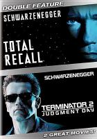 Cover image for Total recall [videorecording (DVD)]