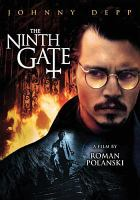 Cover image for The ninth gate [videorecording (DVD)]