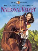 Cover image for National Velvet [videorecording (DVD)]