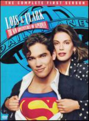 Cover image for Lois & Clark, the new adventures of Superman. The complete first season [videorecording (DVD)]