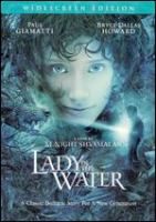Cover image for Lady in the water [videorecording (DVD)]