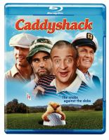 Cover image for Caddyshack [videorecording (Blu-ray)]