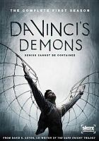 Cover image for Da Vinci's demons. The complete first season [videorecording (DVD)]