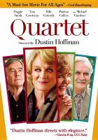 Cover image for Quartet [videorecording (DVD)].
