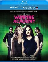 Cover image for Vampire academy [videorecording (Blu-ray)]