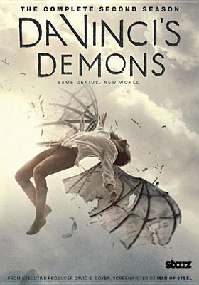 Cover image for Da Vinci's demons. The complete second season [videorecording (DVD)]