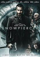 Cover image for Snowpiercer [videorecording (DVD)]