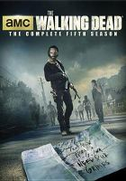 Cover image for The walking dead. The complete fifth season [videorecording (DVD)]