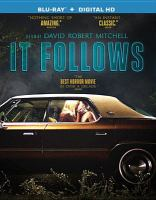 Cover image for It follows [videorecording (Blu-ray)]