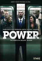 Cover image for Power. The complete second season [videorecording (DVD)].