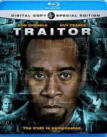 Cover image for Traitor [videorecording (Blu-ray)]