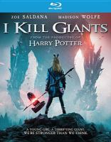 Cover image for I kill giants [videorecording (Blu-ray)]