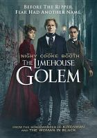Cover image for The Limehouse Golem [videorecording (DVD)]