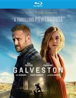 Cover image for Galveston [videorecording (Blu-ray)]