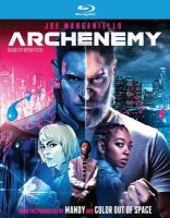 Cover image for Archenemy [videorecording (Blu-ray)]