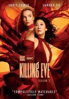 Cover image for Killing Eve. Season 3 [videorecording (DVD)]