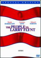 Cover image for The people vs. Larry Flynt [videorecording (DVD)]