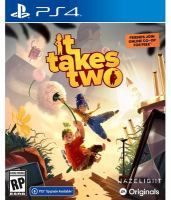 Cover image for It takes two [electronic resource (video game)]