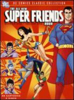 Cover image for The all new Super Friends hour. Season one, volume one [videorecording (DVD)]