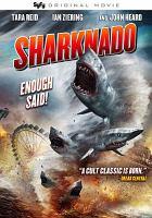 Cover image for Sharknado [videorecording (DVD)]